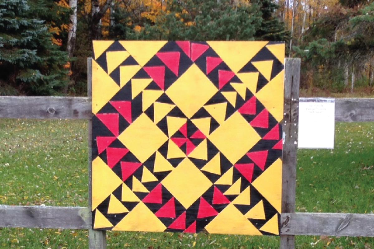 Quilt Tours In Michigan S Lower Peninsula Freshwater Vacation Rentals