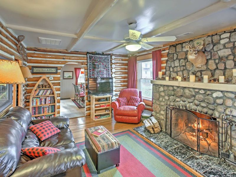 Beachwood Cabin