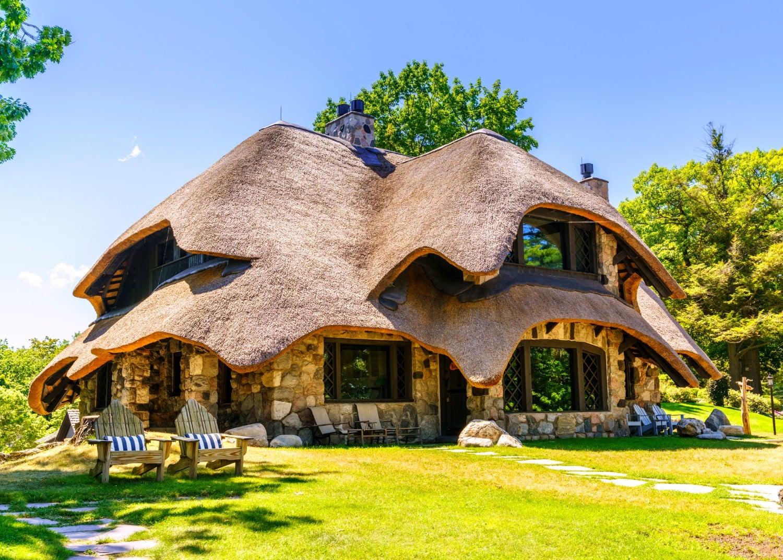 Charlevoix Mushroom House