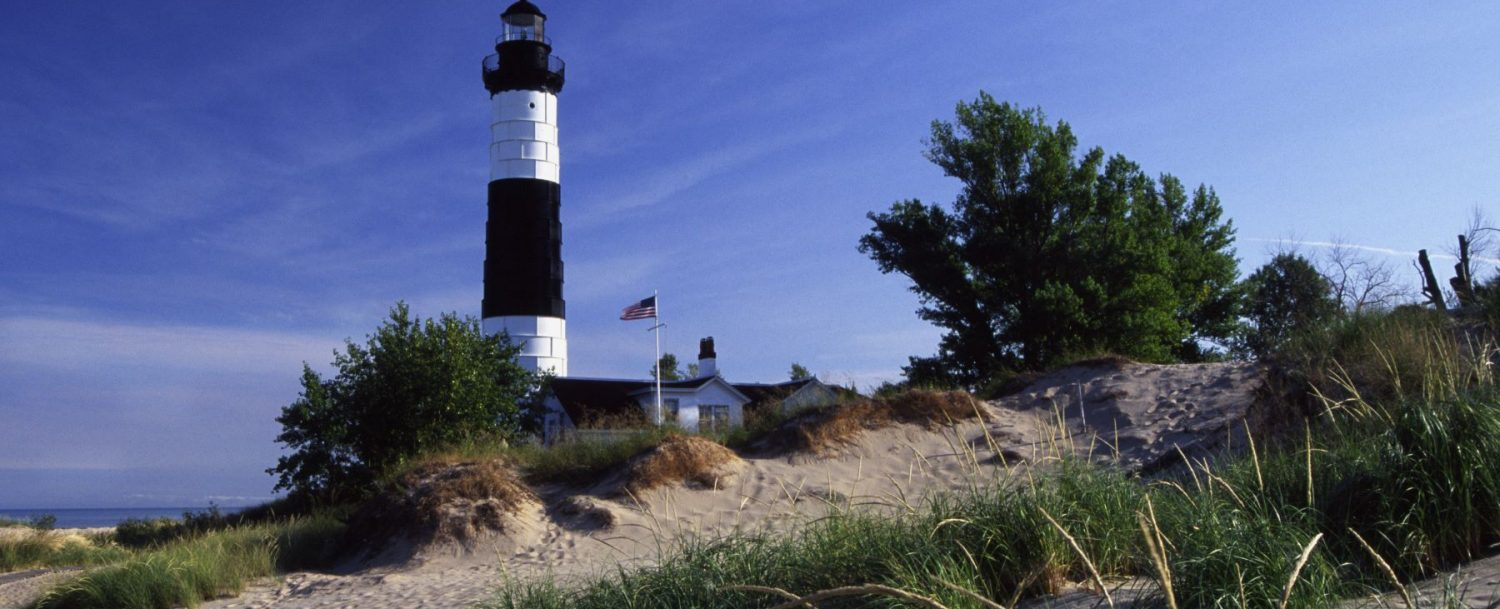 Big Sable Point Lighthouse Michigan