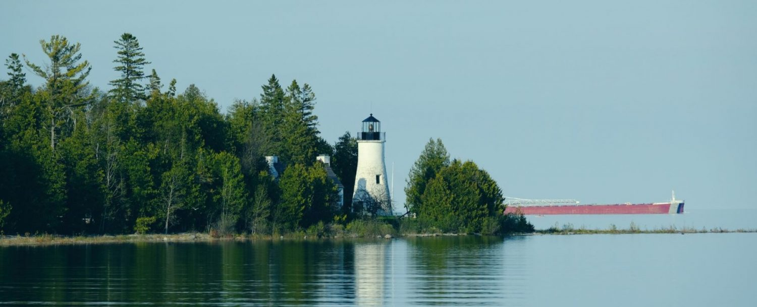 Old Presque Lighthouse